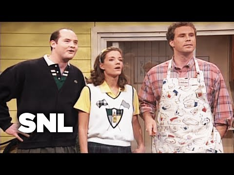 Get Off the Shed: New Friends - SNL