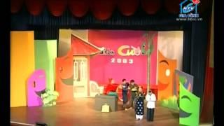 Đi Chùa Cầu Con  Nhóm hài Hoàng Sơn - GALA CƯỜI 2003