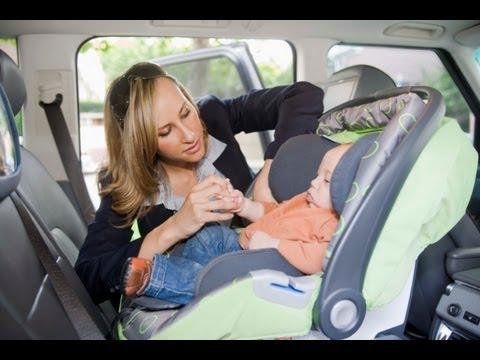 Comment installer un siège bébé ?