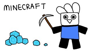 unorganized minecraft thoughts