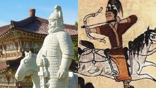 พระเจ้าจูมงปฐมกษัตริย์แห่งโกคูรยอ สาระน่ารู้ Around The World  No.37