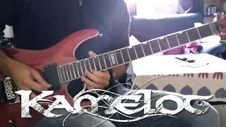 Kamelot - Ghost Opera (Guitar Cover)