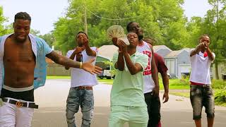 "BabyBrikk feat. Jay Fizzle (Paper Route Empire) ""Bang On Em"" [official video]"