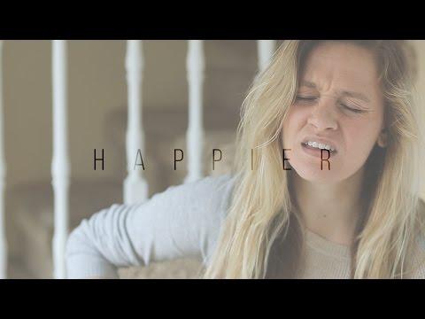 Happier   Ed Sheeran (cover)