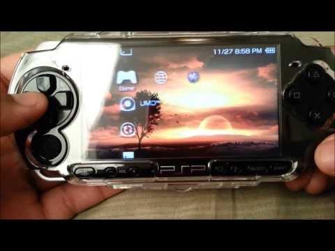 PSP 3000 Review - Xem Video Clip HOT Nhất 2017
