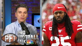 #HandshakeGate: Did Sherman lie about handshake with Mayfield? | Pro Football Talk | NBC Sports