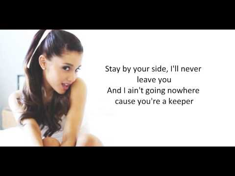 Baixar The way - Ariana Grande ft Mac Miller [Lyrics on Screen]