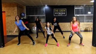 Jax Jones - You Don't Know Me │THE CREW dance studio by Sergio Ojeda