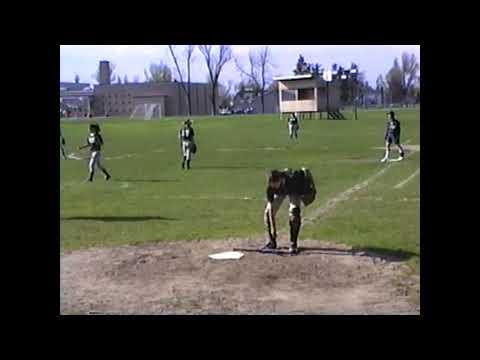 Chazy - Lake Placid Softball  5-10-02