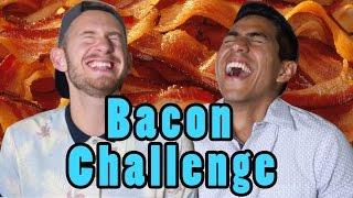 Bacon Challenge! Ft: The Crazie Crew