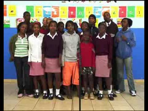 Agape Orphanage - We are Together (Thina Simunye) [sent 15 times]