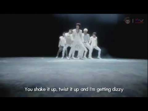 U-KISS vs. B2ST (BEAST) - Shock Back (MashUp)