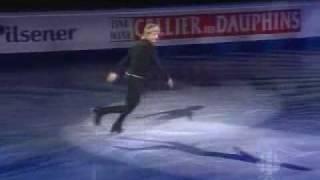 2004世界選手権EX 片足ストレートラインステップ
