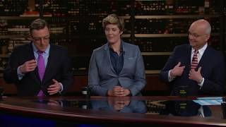 Libertarianism, State Secrets, Party Futures | Overtime with Bill Maher (HBO)
