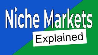 Define Niche Market