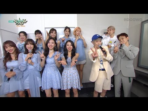 TWICE & EXO-CBK Made Top 1 Candidates a Week After Their Comeback [Music Bank Ep 925]