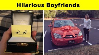 Boyfriends And Husbands Who Make Sure Their Relationships Never Get Boring