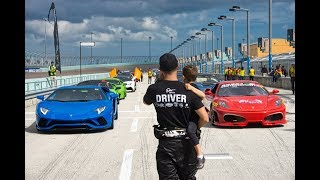 Ride2Revive 2019 Adrenaline Rush for Kids Supercar Driving Experiences on Race Track
