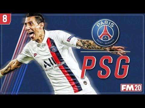 GR-EIGHT! FOOTBALL MANAGER 2020 - Paris Saint-Germain #8