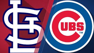 7/21/17: Cardinals score nine in the 8th to top Cubs