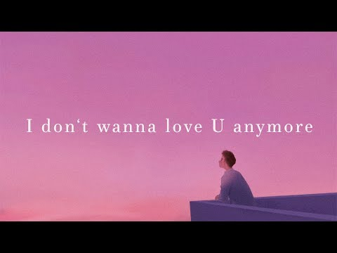 LANY ~ I Don't Wanna Love You Anymore (Lyrics)