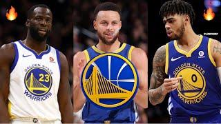 Previewing the Golden State Warriors 2019-20 NBA Season & Predictions!   Stephen Curry MVP Season!