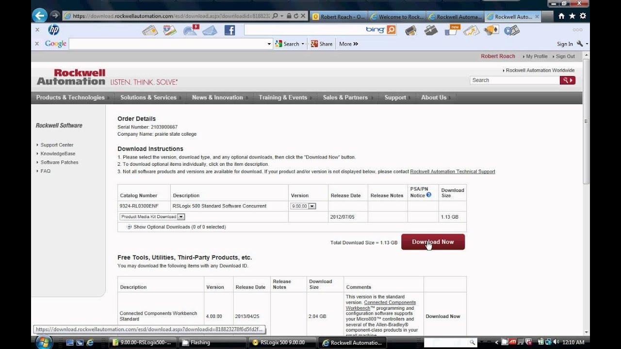 Download rslogix 500 manual
