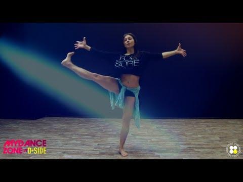 Christina Grimmie - Titanium | contemporary choreography by Yana Abraimova | D.side dance studio