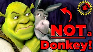 Film Theory: Shrek's Donkey was SECRETLY a Human! (Shrek Movie)