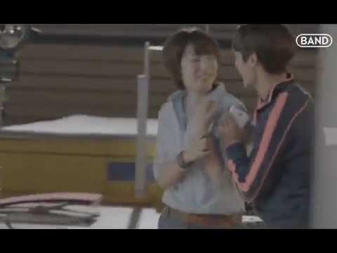 [CF] Minho & Sulli CF for BAND (Naver App)