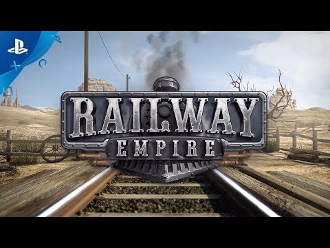 Railway Empire Game | PS4 - PlayStation