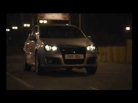 VW GOLF - Night Drive - Best Car Commercial