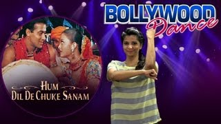 Navratri Special || 'Dholi Taro Dhol Baaje' || Full Song Dance Steps || Hum Dil De Chuke Sanam