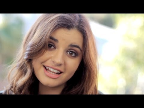 Baixar Miley Cyrus - We Can't Stop (Rebecca Black & Jon D Acoustic Cover)