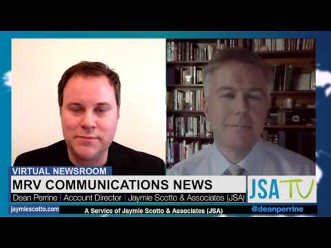 MRV Communications Interview with JSA TV