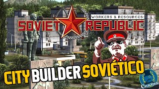 City-Builder Soviético | Workers&Resources Soviet Republic | Gameplay en Español