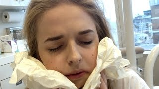 GETTING MY WISDOM TEETH TAKEN OUT