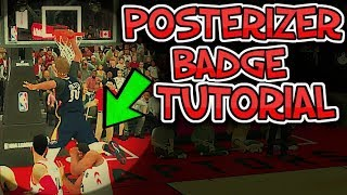 FASTEST WAY TO GET ALL STRETCH BIG BADGES | NBA 2K18 - mp3toke