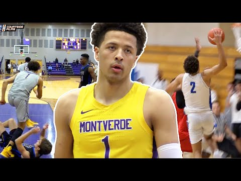 CADE CUNNINGHAM Could Be The Best Player in College Basketball!! Top 20 Plays from High School!