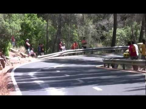 Pujada al Castell de Son Mas 2012