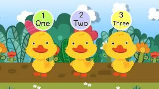 Năm con vịt | Five Little Ducks | Nhạc thiếu nhi | TomKids music