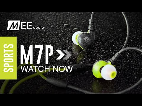 MEE audio M7P Sports In-Ear Headphones
