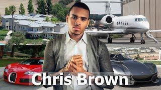 Chris Brown ●Biography ●Net worth ● House ●Cars ●Jet ●Family ●2018
