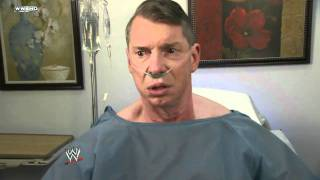 Mr. McMahon awakens from a coma