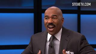 Don't Ask Steve Harvey What His Wifi Password Is