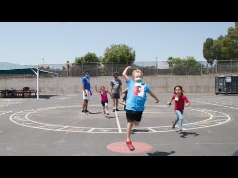 Camp Cajon - Summer School Reimagined as #BestSummerEver