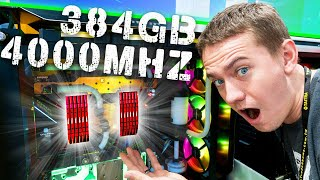 The Most Insane RAM Kit Ever Made