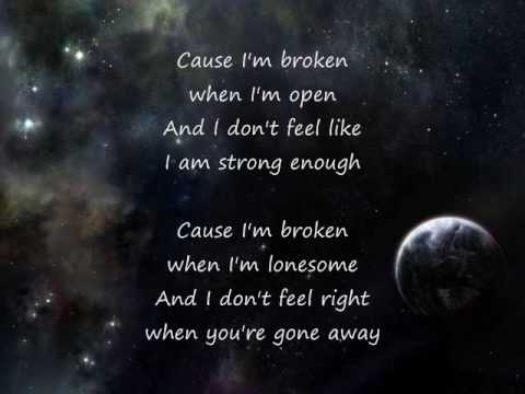 Baixar Seether - Broken (Acoustic) Lyrics