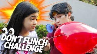 Don't Flinch Challenge!! | Ranz and Niana