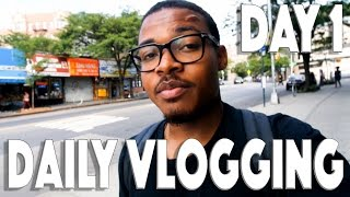 How to Become a Daily Vlogger on Youtube